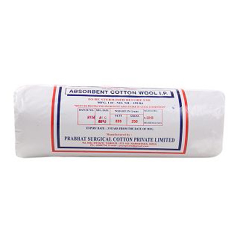 ABSORBENT COTTON WOOL 225GM