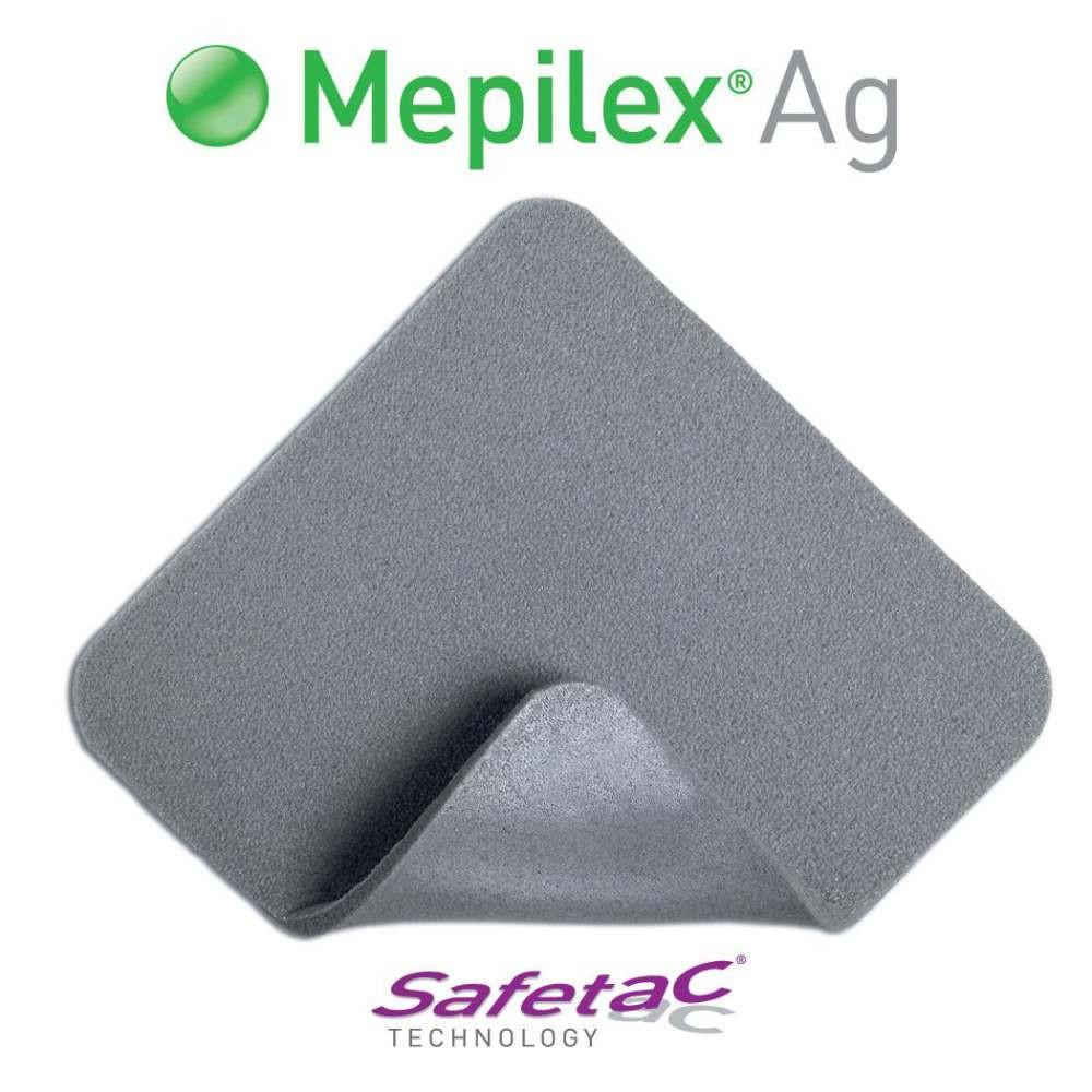 MEPILEX AG 10 X 10 CM 5S [ 287110]