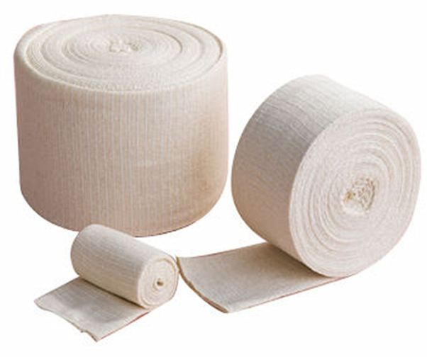 TYNOR TABULAR ELASTC BANDAGE 1M 45 MM