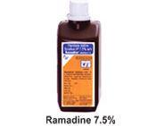 RAMADINE SCRUB 7.5% 500ML