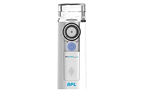 BPL N10 BREATHE EZEE MESH NEBULIZER