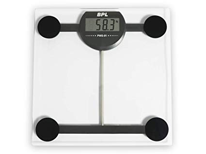 BPL PWS-01 PERSONAL WEIGHING SCALE