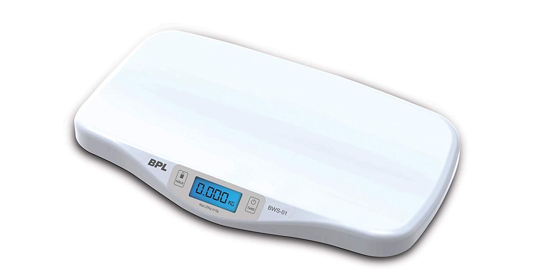 BPL BWS-01 BABY WEIGHING MACHINE